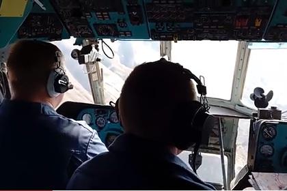 Вертолеты начали сопровождать колонны российских миротворцев в Карабахе
