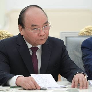 Премьер-министр Вьетнама Нгуен Суан Фук