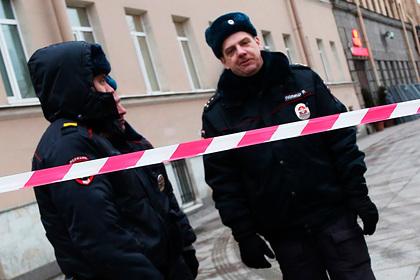 В Петербурге мужчина нашел женскую голову