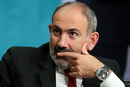 Пашинян порассуждал о гражданской войне в Армении