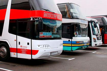 Водителей автобусов в России обяжут использовать средства против сна