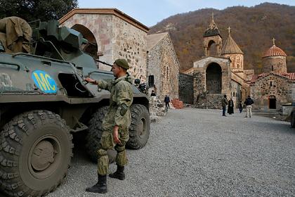 Путина попросили спасти армянские памятники в Нагорном Карабахе