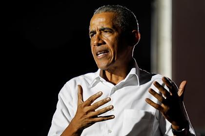 Обама рассказал о своих муках из-за распада Сирии