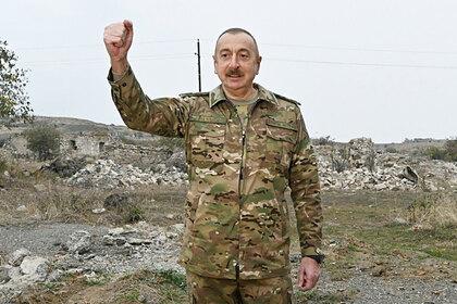 Алиев анонсировал совместные операции России и Турции в Карабахе