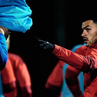 В сборной Сербии произошла вспышка коронавируса перед игрой Лиги наций с Россией