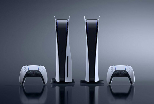 PlayStation 5 в версиях с дисководом и без