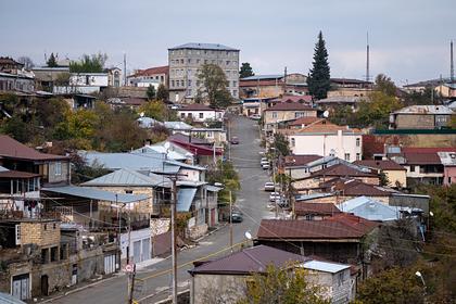 Во Франции захотели признать независимость Нагорного Карабаха