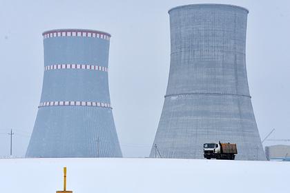 Первый блок Белорусской АЭС включили в сеть