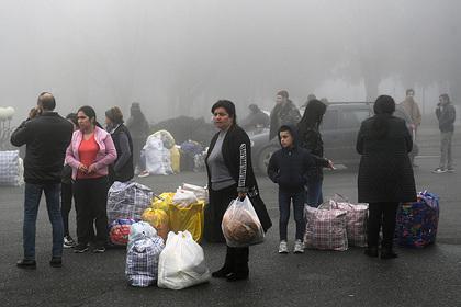 Названо число вернувшихся в Нагорный Карабах беженцев