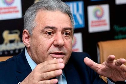 Вагаршак Арутюнян Кадр: Новости Армении и Азербайджана / YouTube