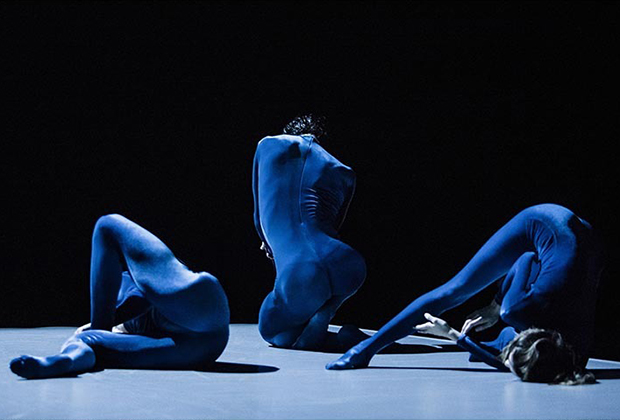 work 'Fusions and some confusions' by choreographer Dimo Milev