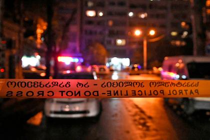 Захвативший заложников в Тбилиси задержан