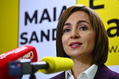 В России ответили на слова Санду о выводе миротворцев из Приднестровья