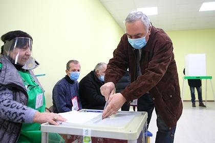 ЦИК Грузии опубликовала результаты второго тура парламентских выборов
