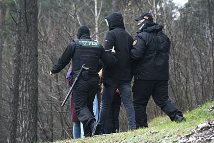 Число задержанных на протестах в Минске превысило 200 человек