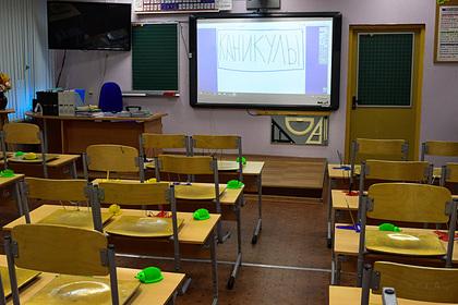 Московские школы приняли на работу 75 сотрудников из числа студентов