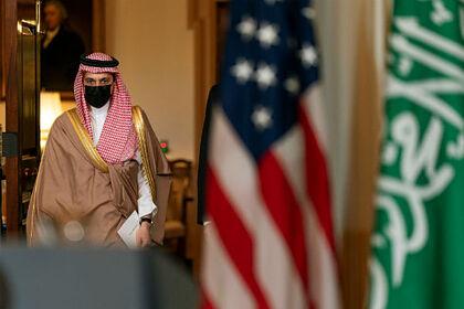 Глава МИД Саудовской Аравии Фейсал бен Фархан Аль Сауд
