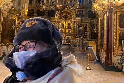 Собчак раскритиковала туалет в Троице-Сергиевой лавре