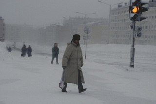 Норильск, 1994 год