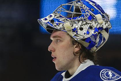 Россиянин стал лучшим вратарем НХЛ