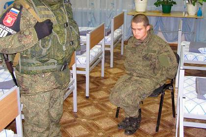 Расстрелявший сослуживцев солдат Шамсутдинов рассказал присяжным о дедовщине