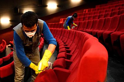 В Хабаровском крае обновят три кинозала