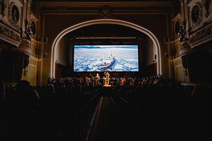 В Московской консерватории покажут снятые с воздуха отдаленные уголки России