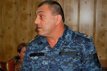 Полковника полиции обвинили в перевозке смертницы для терактов в метро Москвы