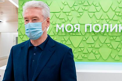 Собянин объяснил сложность ситуации с пандемией коронавируса