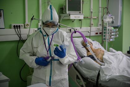 Попова назвала регионы с самой высокой заболеваемостью COVID-19
