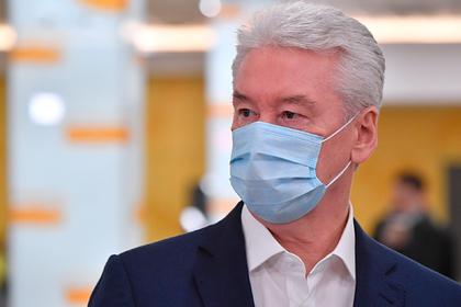 Собянин назвал признак улучшения ситуации по коронавирусу в Москве