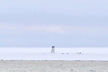 Остров Комсомолец архипелага Северная земля