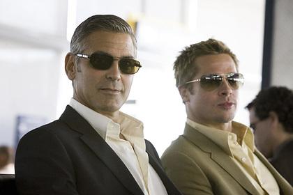 Питт разыграл Клуни и выставил его высокомерным в глазах целого города
