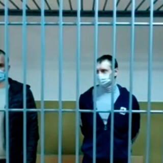 Дмитрий Ушаков и Иван Железняков