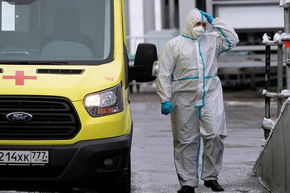 Суточный прирост заражений коронавирусом увеличился почти в три раза в России