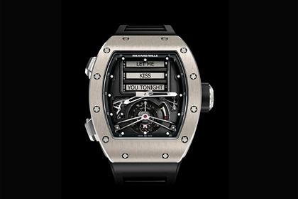 Мужчина украл эротические часы за 70 миллионов рублей