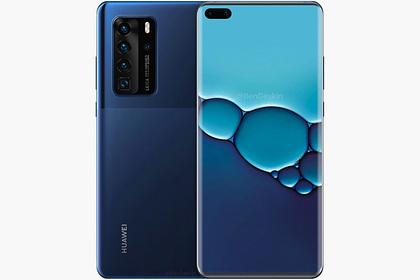 Раскрыт новый флагман Huawei