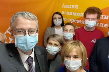 Глава Камчатки призвал присоединиться к движению волонтеров #МыВместе