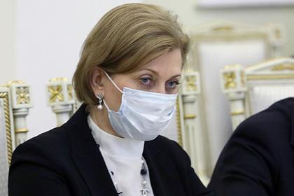 Попова заявила о возможной опасности людей с иммунитетом к коронавирусу