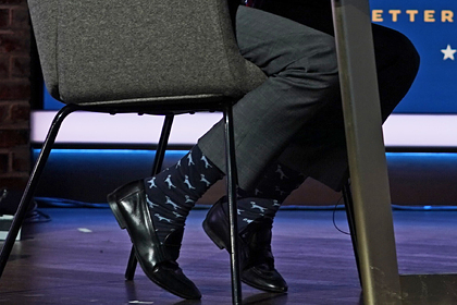 Носки Байдена на официальной встрече привлекли внимание журналистов