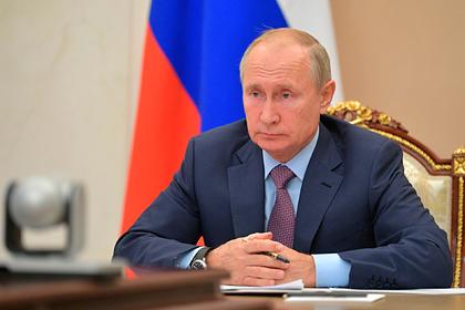 Путин заявил о предпосылках для урегулирования в Карабахе