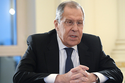 Лавров отказал Западу в возможности «рулить в мире»