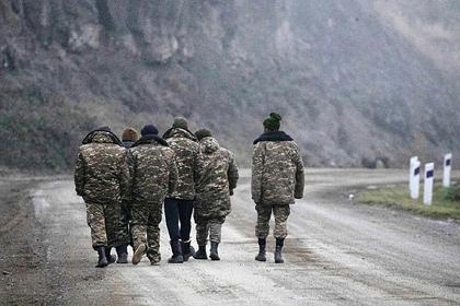 Родные пропавших в Карабахе армянских военных обратились к России