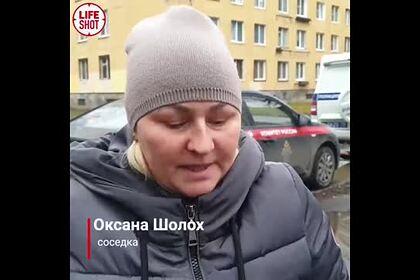 Соседи рассказали о захватившем в заложники своих детей жителе Петербурга