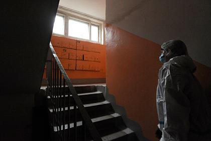 Родственники больной коронавирусом женщины возмутили соседку
