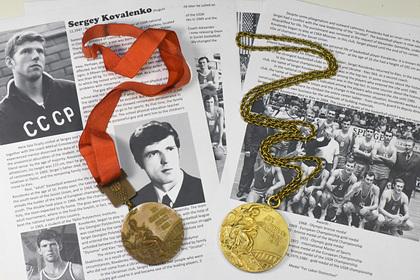 За медаль советского олимпийского чемпиона попросили 50 тысяч долларов