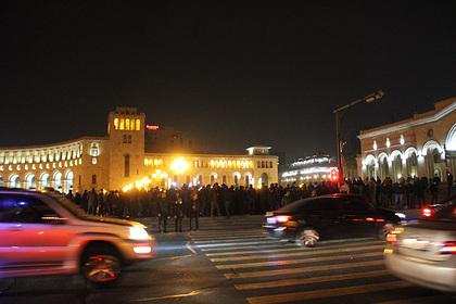 Половина правительства Пашиняна подала в отставку