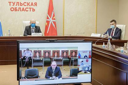 Корпорация МСП провела стратегическую сессию в Тульской области