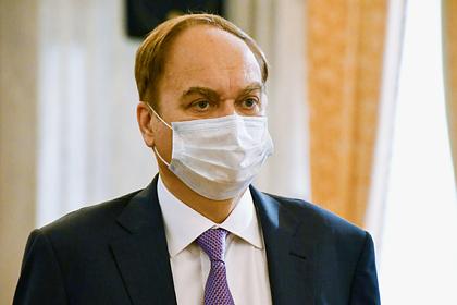 Россия назвала дискриминационным введение новых санкций США