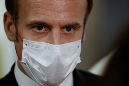 Макрон назвал условие для отмены карантина во Франции